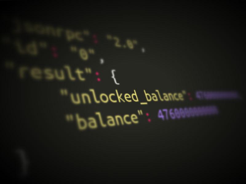 Использование JSON-RPC в Python для Monero
