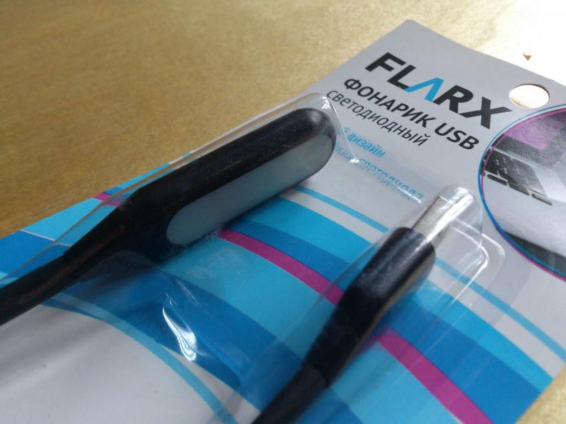 Светодиодный USB-светильник для ноутбука из магазина FixPrice